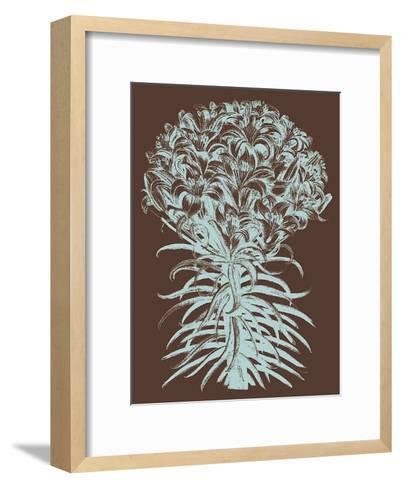 Lilies, no. 17--Framed Art Print