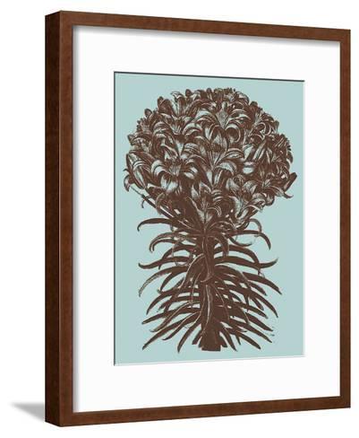 Lilies, no. 18--Framed Art Print