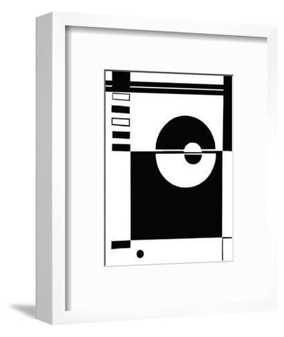 Ying and Yang-Dominique Gaudin-Framed Art Print