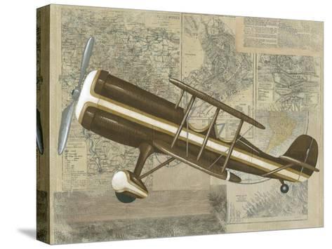 Tour by Plane I-Chariklia Zarris-Stretched Canvas Print