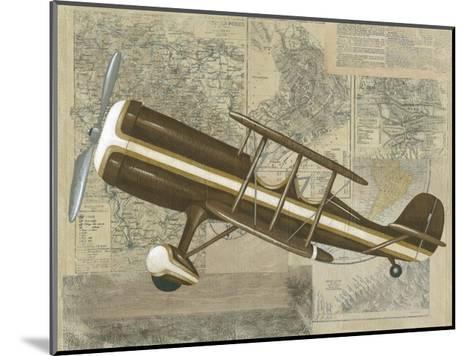 Tour by Plane I-Chariklia Zarris-Mounted Art Print