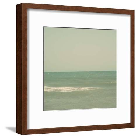 Carolina Beach I-Alicia Ludwig-Framed Art Print