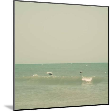 Carolina Beach III-Alicia Ludwig-Mounted Art Print