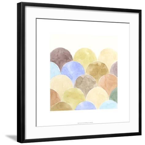 Geometric I-Chariklia Zarris-Framed Art Print
