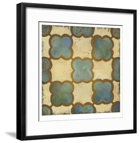 Rustic Symmetry IV-Chariklia Zarris-Framed Art Print