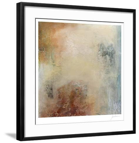 Breathing I-Ferdos Maleki-Framed Art Print