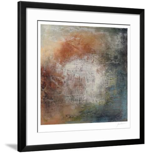 Breathing III-Ferdos Maleki-Framed Art Print