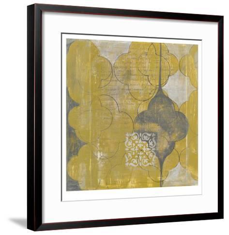 Marrakesh II-Jennifer Goldberger-Framed Art Print