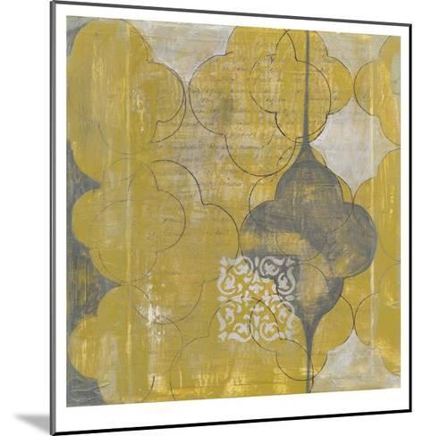Marrakesh II-Jennifer Goldberger-Mounted Limited Edition