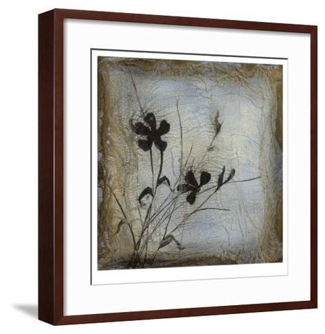 Silhouette Memory II-Jennifer Goldberger-Framed Art Print