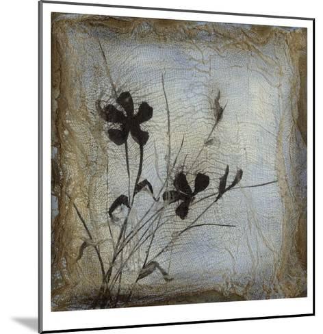 Silhouette Memory II-Jennifer Goldberger-Mounted Limited Edition