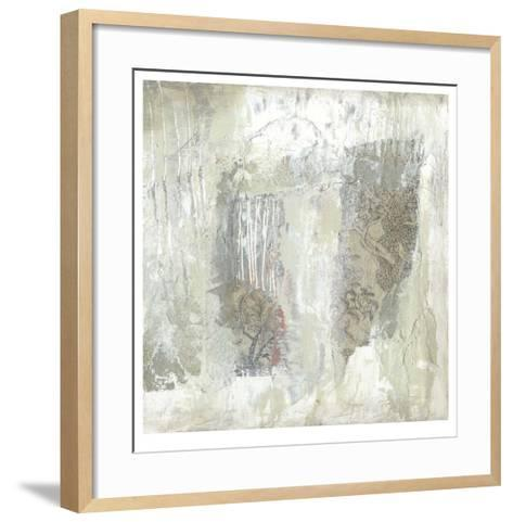 Stucco I-Jennifer Goldberger-Framed Art Print