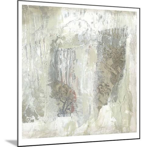 Stucco I-Jennifer Goldberger-Mounted Limited Edition