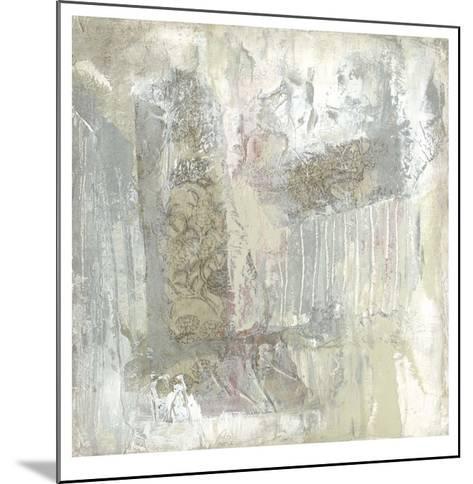 Stucco II-Jennifer Goldberger-Mounted Limited Edition