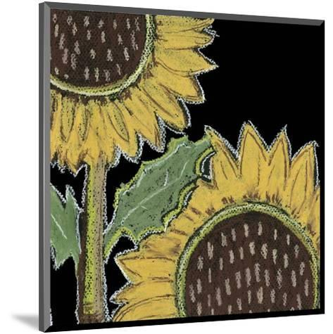 Flower Song III-Lisa Choate-Mounted Art Print