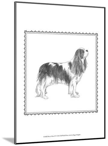 Best in Show IV-Megan Meagher-Mounted Art Print