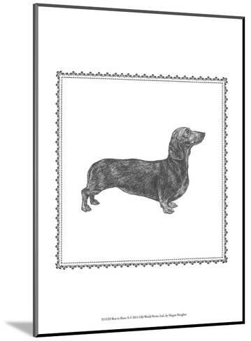 Best in Show X-Megan Meagher-Mounted Art Print
