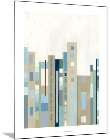 Broadway Horizon I-Vanna Lam-Mounted Giclee Print