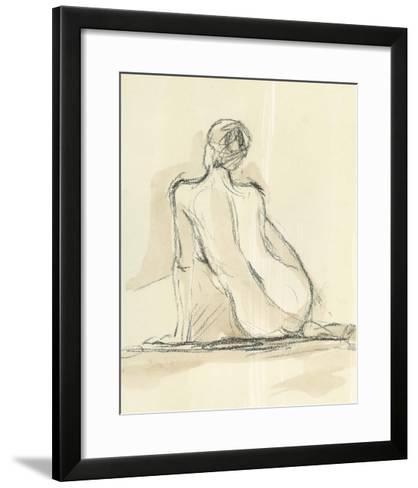 Neutral Figure Study III-Ethan Harper-Framed Art Print