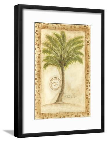 Fan Palm-Marianne D^ Cuozzo-Framed Art Print