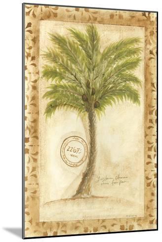 Fan Palm-Marianne D^ Cuozzo-Mounted Art Print