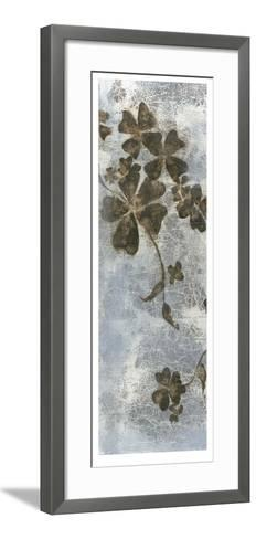 Flower Suspension I-Jennifer Goldberger-Framed Art Print