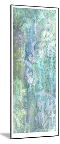 Pastel and Lace I-Jennifer Goldberger-Mounted Limited Edition