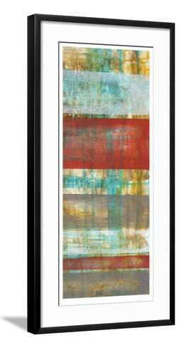 Suspended Kinesis II-Jennifer Goldberger-Framed Art Print