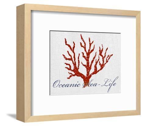 Oceanic Sea-Life-Hakimipour-ritter-Framed Art Print
