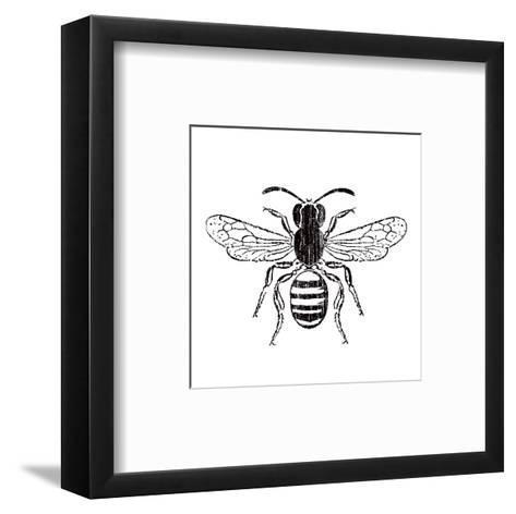 Bee-Clara Wells-Framed Art Print