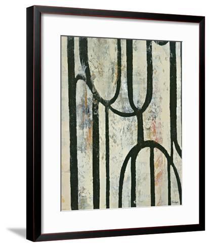 Modern Light I-Bridges-Framed Art Print