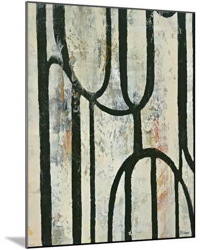 Modern Light I-Bridges-Mounted Art Print