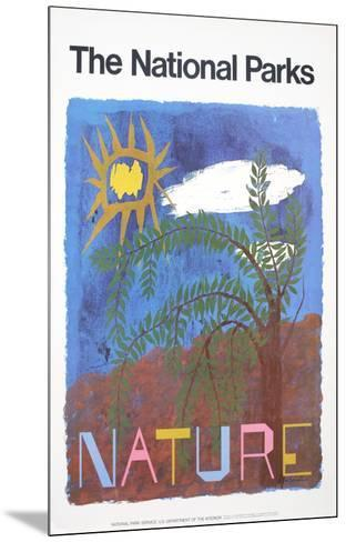 Nature-Ben Shahn-Mounted Collectable Print