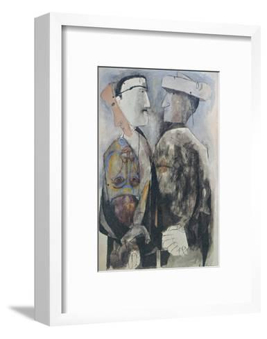 Paintings and Graphics-Ben Shahn-Framed Art Print