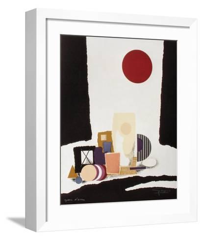Nature Morte VI-Antonio Guanse-Framed Art Print