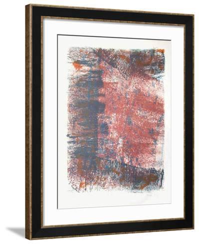 Le Parapluie Chinois-Camille Bryen-Framed Art Print