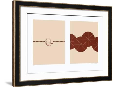 Composition Pour Novotel-Pol Gachon-Framed Art Print