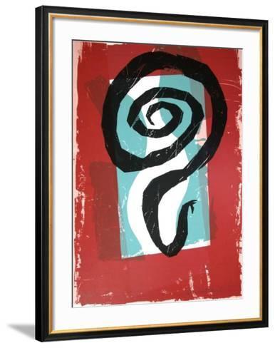 Spirale-Vincent Barre-Framed Art Print