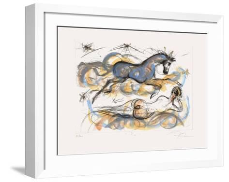 Io-Jean-marie Guiny-Framed Art Print