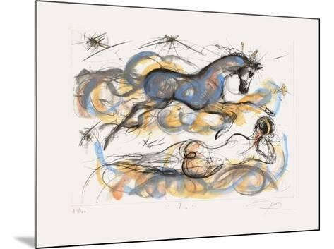 Io-Jean-marie Guiny-Mounted Limited Edition