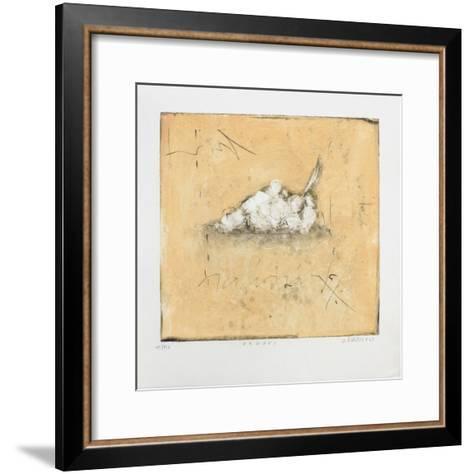 Grappes-Alexis Gorodine-Framed Art Print