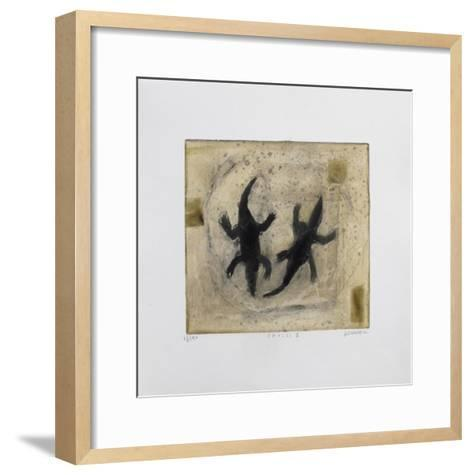 Crocos II-Alexis Gorodine-Framed Art Print