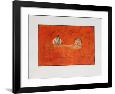 Fruits Rouges-Alexis Gorodine-Framed Art Print