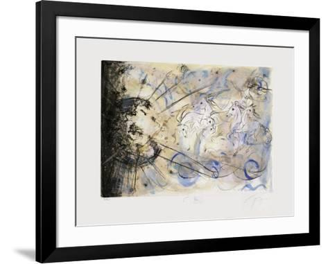 V?nus-Jean-marie Guiny-Framed Art Print
