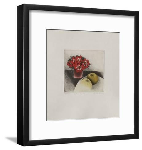 Deux Melons-Annapia Antonini-Framed Art Print