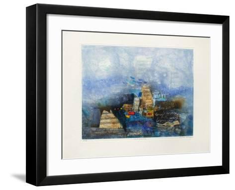 All?gresse-Nissan Engel-Framed Art Print