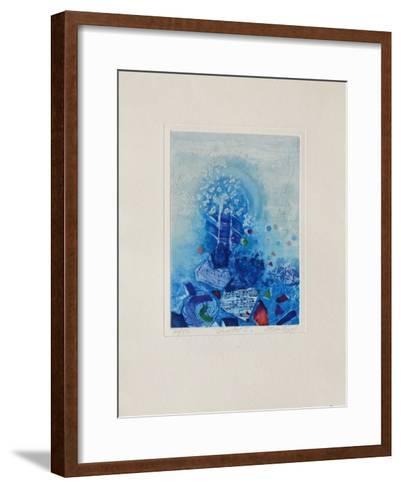 Quartet I-Nissan Engel-Framed Art Print