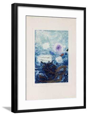 Confidence-Nissan Engel-Framed Art Print