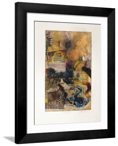 Wagner : Siegfried-Nissan Engel-Framed Art Print