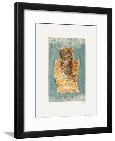 Composition IV-Thierry Buisson-Framed Art Print